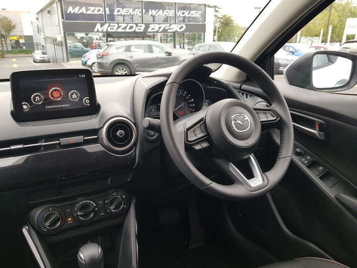 2020 Mazda 2 G15 Pure DJ Series Silver