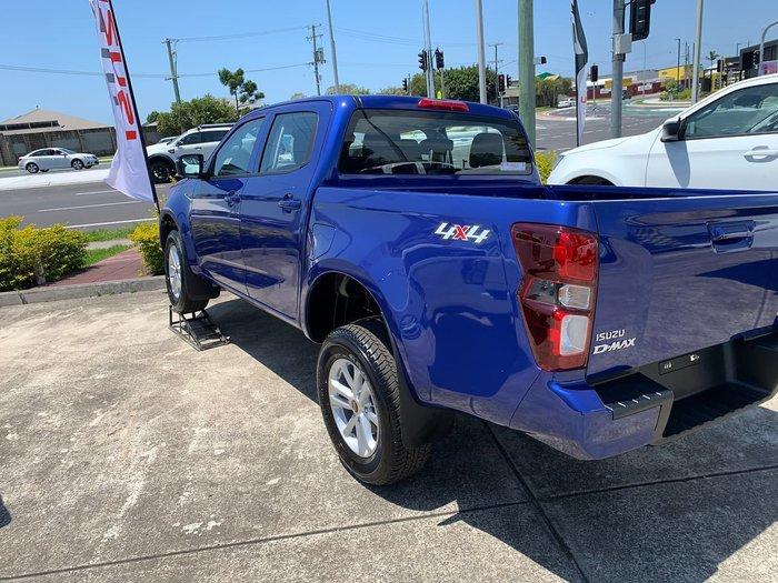 2020 Isuzu D-MAX LS-M MY21 4X4 Dual Range Cobalt Blue