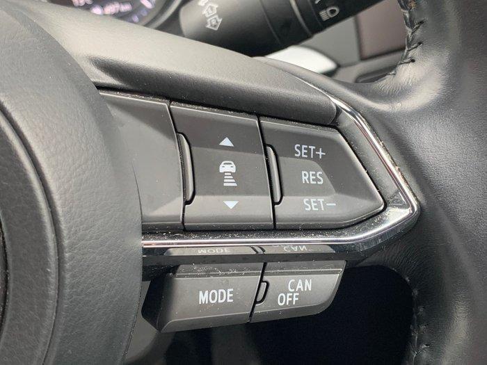 2017 Mazda CX-9 Azami TC Blue