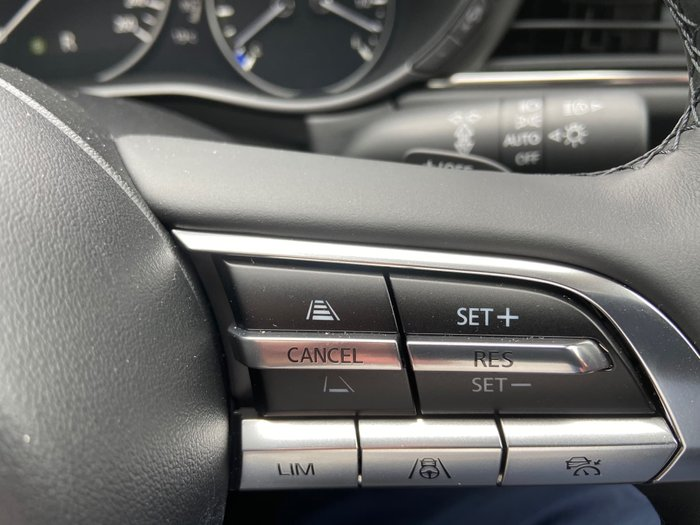 2020 Mazda CX-30 X20 Astina DM Series AWD Deep Crystal Blue