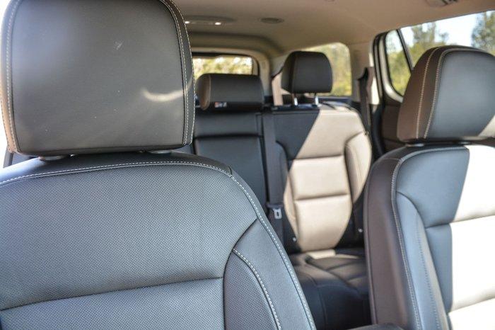 2018 Holden Acadia LTZ AC MY19 4X4 On Demand Abalone White