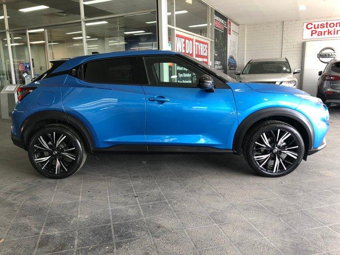 2020 Nissan JUKE Ti F16 Blue