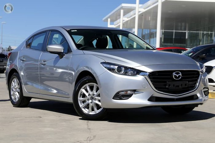 2019 Mazda 3 Touring BN Series Sonic Silver