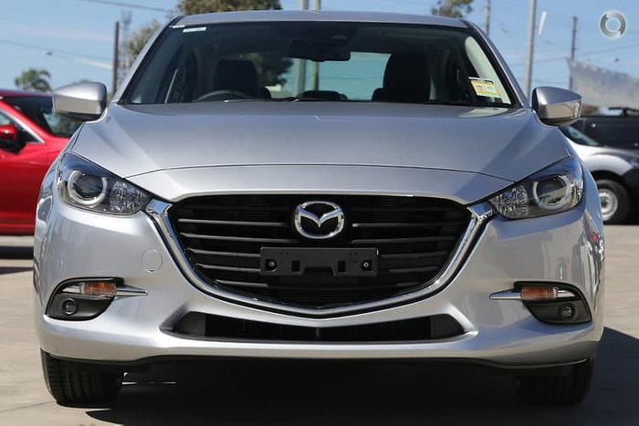 2019 Mazda 3 Touring BN Series Silver
