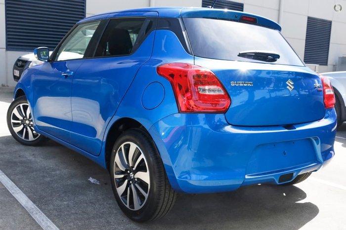 2020 Suzuki Swift GLX Turbo AZ Blue