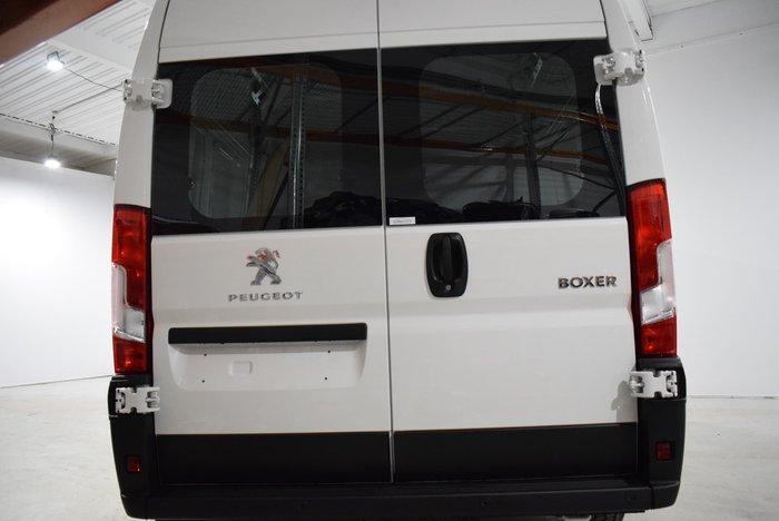 2020 Peugeot Boxer 160 HDI X250 MY20 White