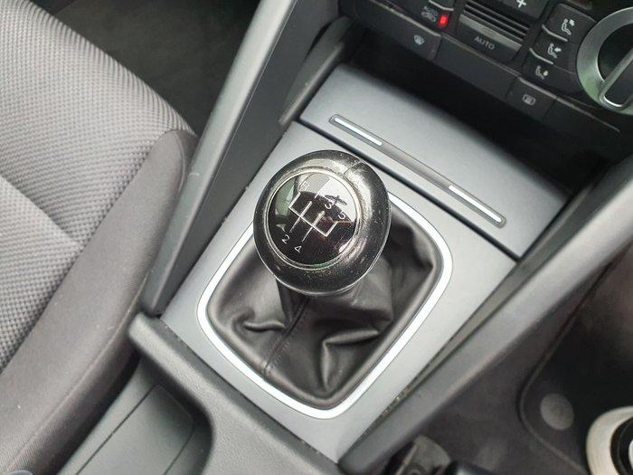 2008 Audi A3 e 8P Red