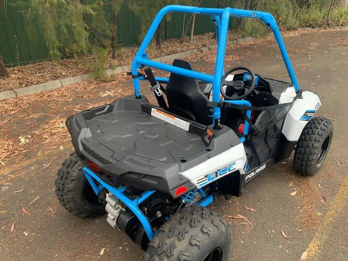 2020 Polaris 2020 POLARIS 150CC ACE150 ATV White