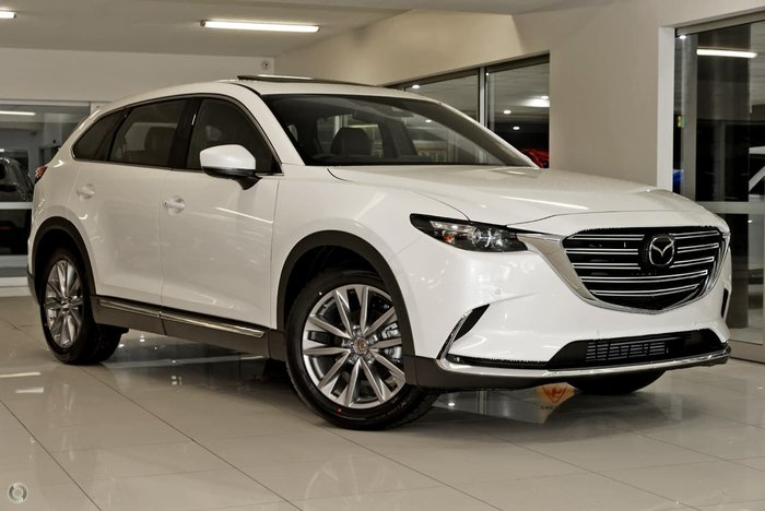 2020 Mazda CX-9 GT TC White