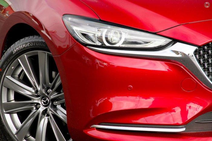 2020 Mazda 6 GT GL Series Red