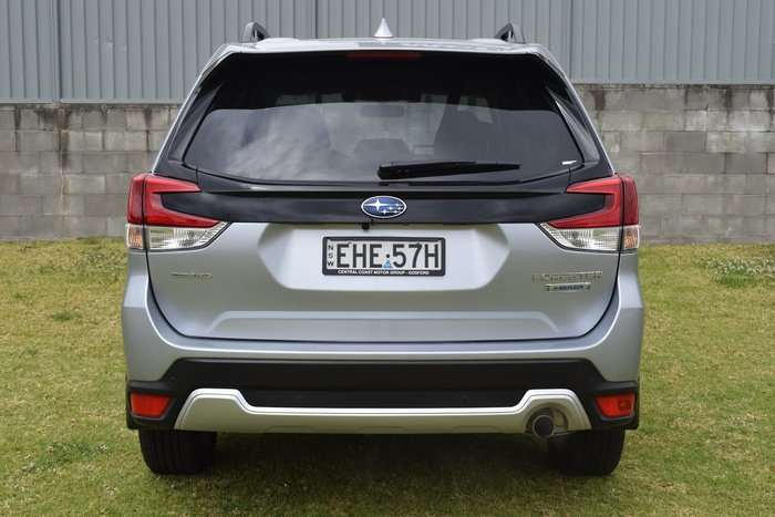 2020 Subaru Forester Hybrid S S5 MY20 Four Wheel Drive Silver
