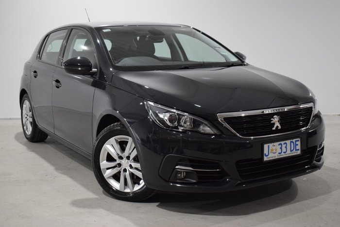 2017 Peugeot 308 Active T9 MY18 Grey