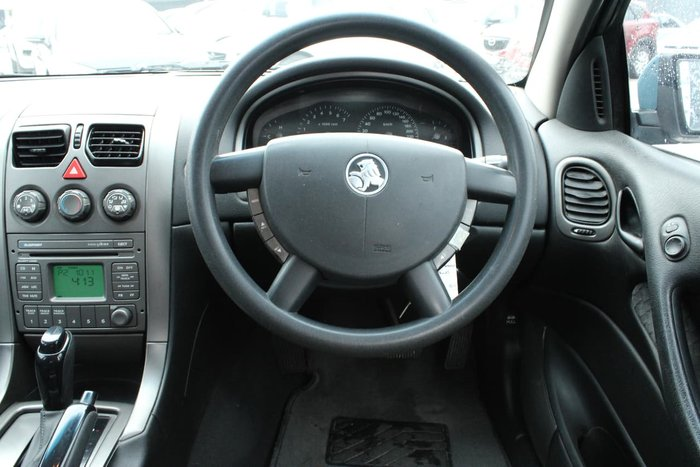 2006 Holden Commodore Acclaim VZ MY07 Blue