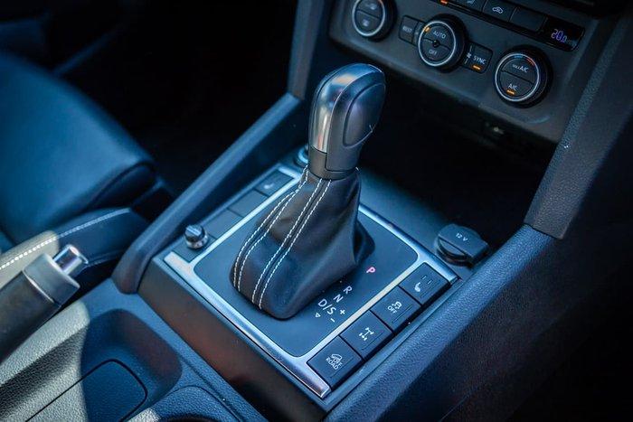 2019 Volkswagen Amarok TDI580 Ultimate 2H MY19 4X4 Constant Black