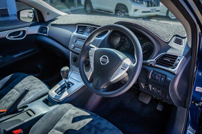 2013 Nissan Pulsar ST B17 Blue
