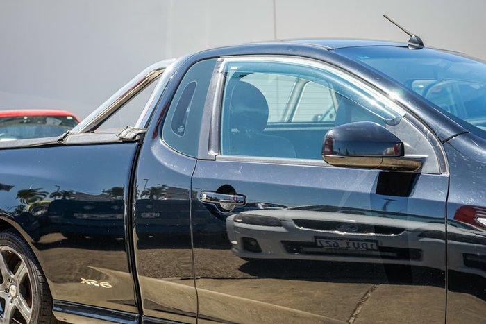 2011 Ford Falcon Ute XR6 Limited Edition FG Black