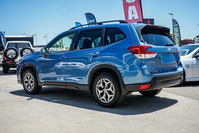 2018 Subaru Forester 2.5i S5 MY19 Four Wheel Drive Blue