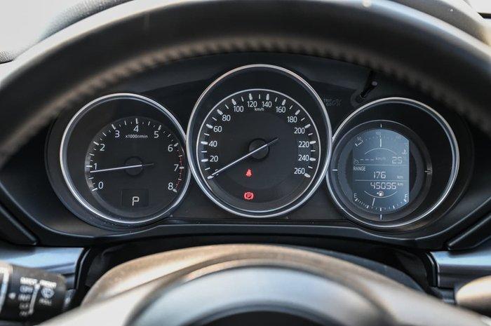 2017 Mazda CX-5 Maxx KF Series 4X4 On Demand Grey