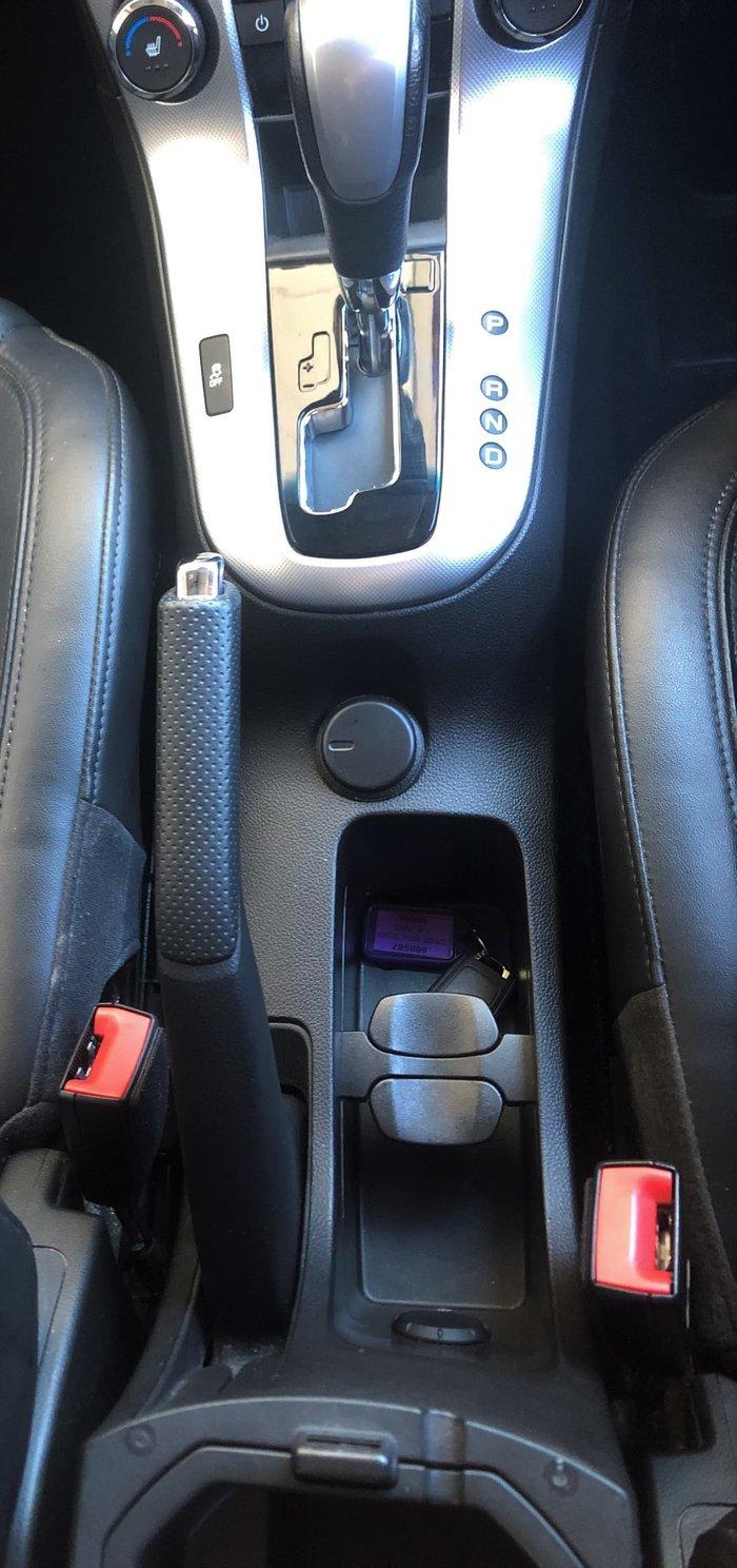 2012 Holden Cruze SRi-V JH Series II MY13 Blue