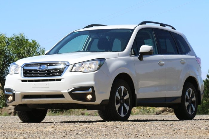 2017 Subaru Forester 2.0D-L S4 MY18 Four Wheel Drive White