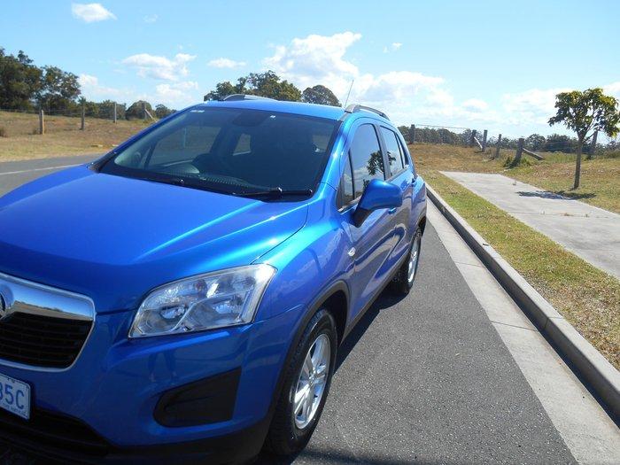 2014 Holden Trax LS TJ MY14 Blue