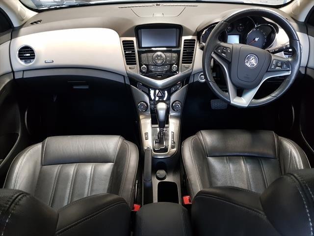 2015 Holden Cruze CDX JH Series II MY15 WHITE
