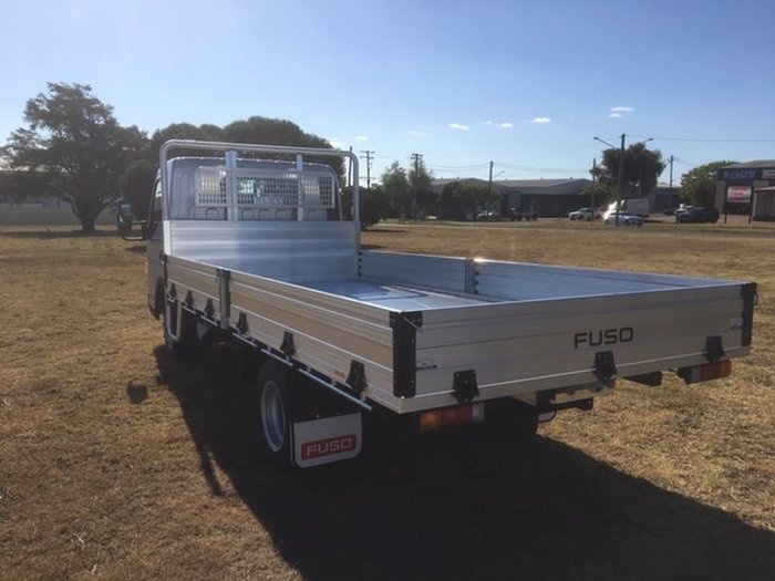 2020 FUSO CANTER 515 WIDE CAB ALLOY TRAY Silver