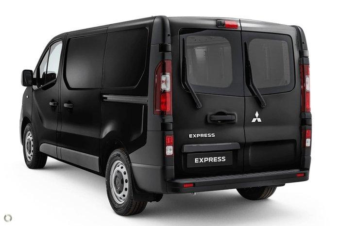 2020 Mitsubishi Express GLX SN MY21 Black
