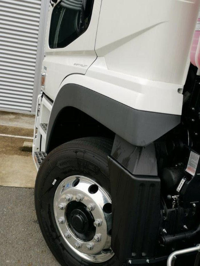 2020 FUSO SHOGUN White