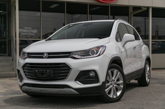 2019 Holden Trax LT TJ MY20 White