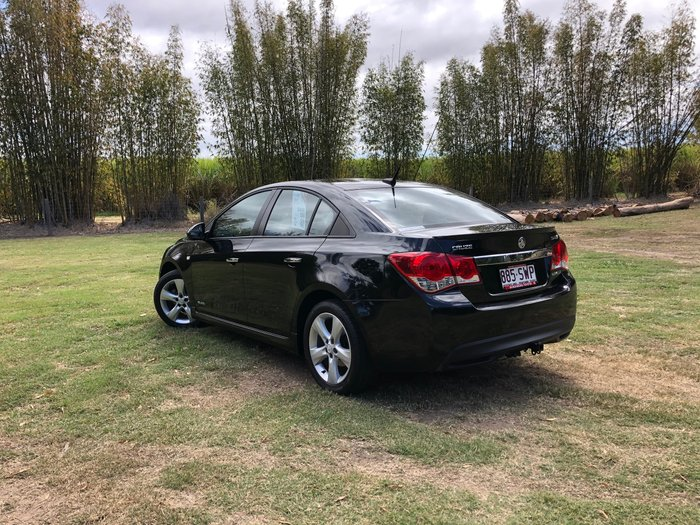 2013 Holden Cruze SRi-V JH Series II MY13 Black