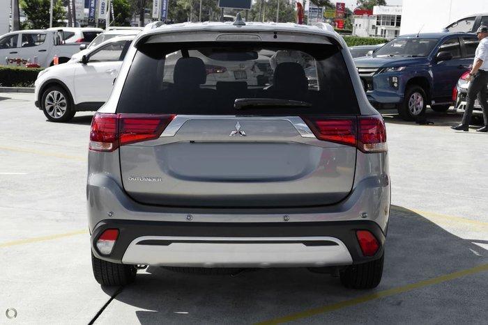 2020 Mitsubishi Outlander LS ZL MY20 Grey