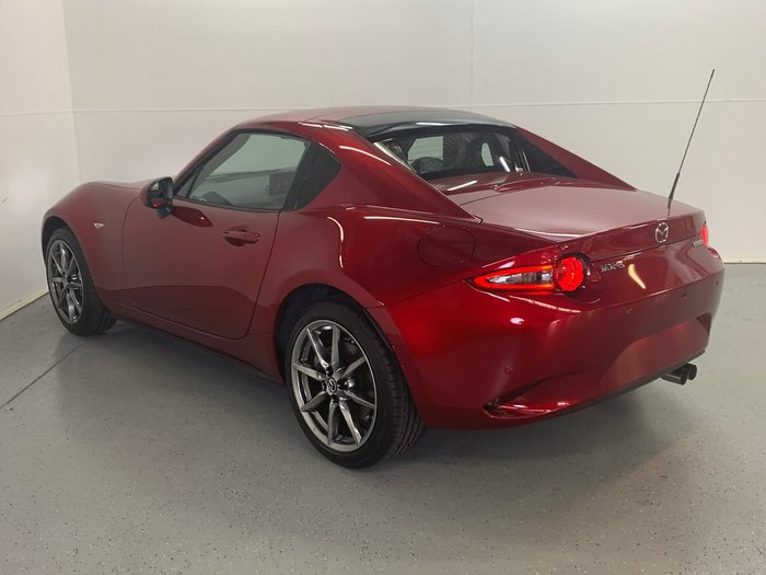 2020 Mazda MX-5 GT ND Soul Red Crystal