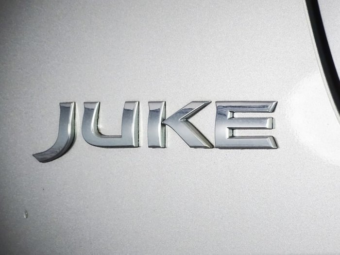 2014 Nissan JUKE ST-S F15 MY14 Silver