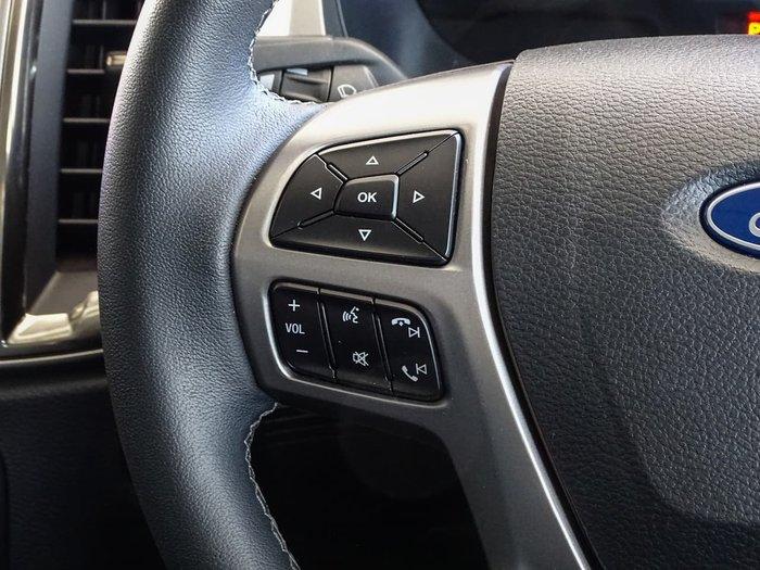 2019 Ford Ranger XLT PX MkIII MY19 4X4 Dual Range Grey