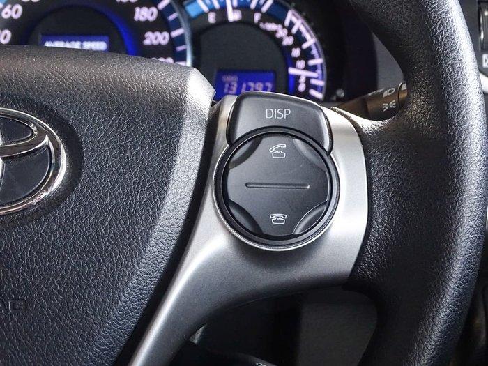 2012 Toyota Camry Hybrid H AVV50R Grey