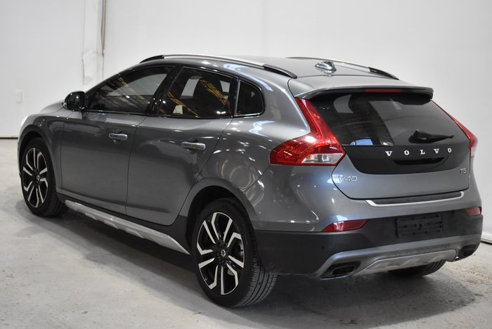 2017 Volvo V40 Cross Country T5 Pro MY18 Four Wheel Drive Grey