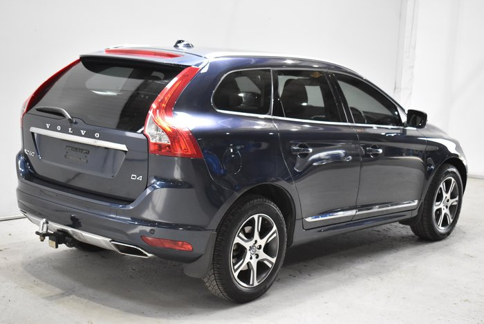 2014 Volvo XC60 D4 Luxury MY15 Blue