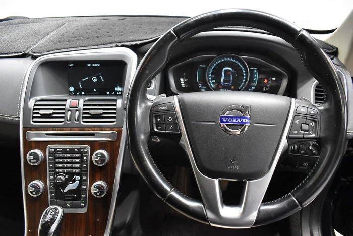 2014 Volvo XC60 D4 Luxury MY15 Blue