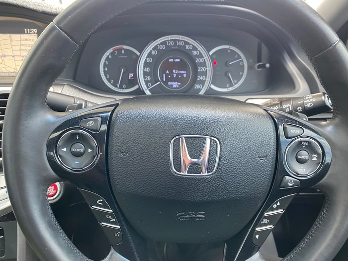 2016 Honda Accord V6L 9th Gen MY15 Grey