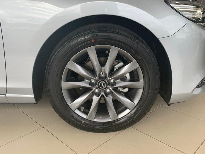 2020 Mazda 6 Touring GL Series Sonic Silver