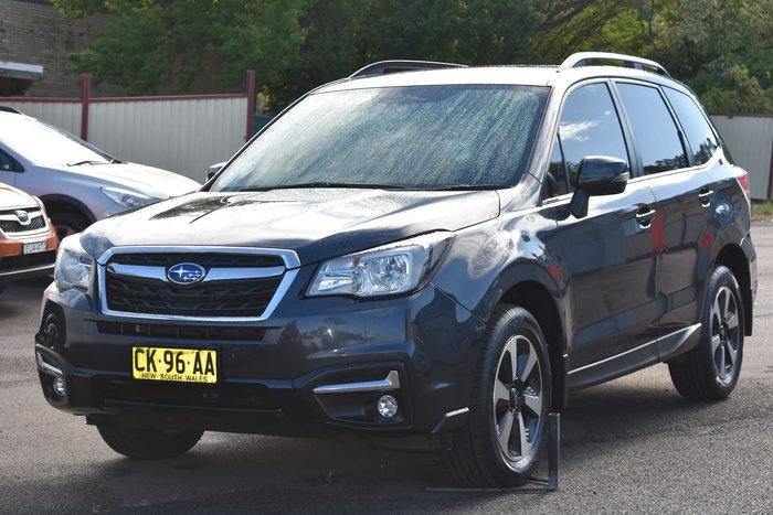 2017 Subaru Forester 2.5i-L S4 MY17 Four Wheel Drive Grey