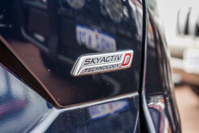 2017 Mazda CX-5 GT KF Series 4X4 On Demand Blue