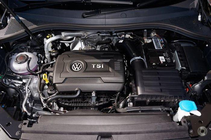 2020 Volkswagen Tiguan 162TSI Highline Allspace 5N MY20 Four Wheel Drive Silver