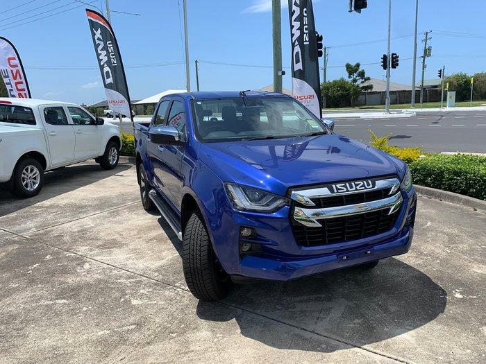 2020 Isuzu D-MAX LS-U MY21 4X4 Dual Range Cobalt Blue