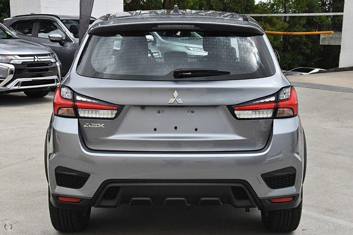 2020 Mitsubishi ASX ES XD MY20 Silver