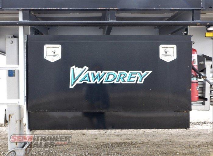 2006 Vawdrey B/D Lead/Mid 12 Pallet Flat Top