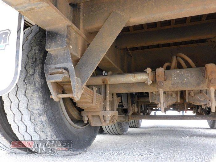2008 Maxitrans Semi 45FT Dropdeck