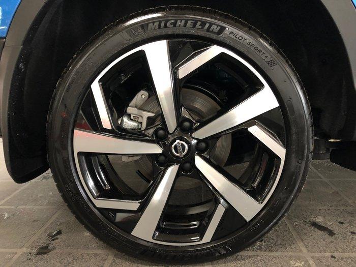 2020 Nissan QASHQAI Ti J11 Series 3 MY20 Blue