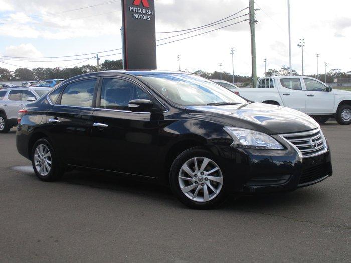 2013 Nissan Pulsar ST B17 Black